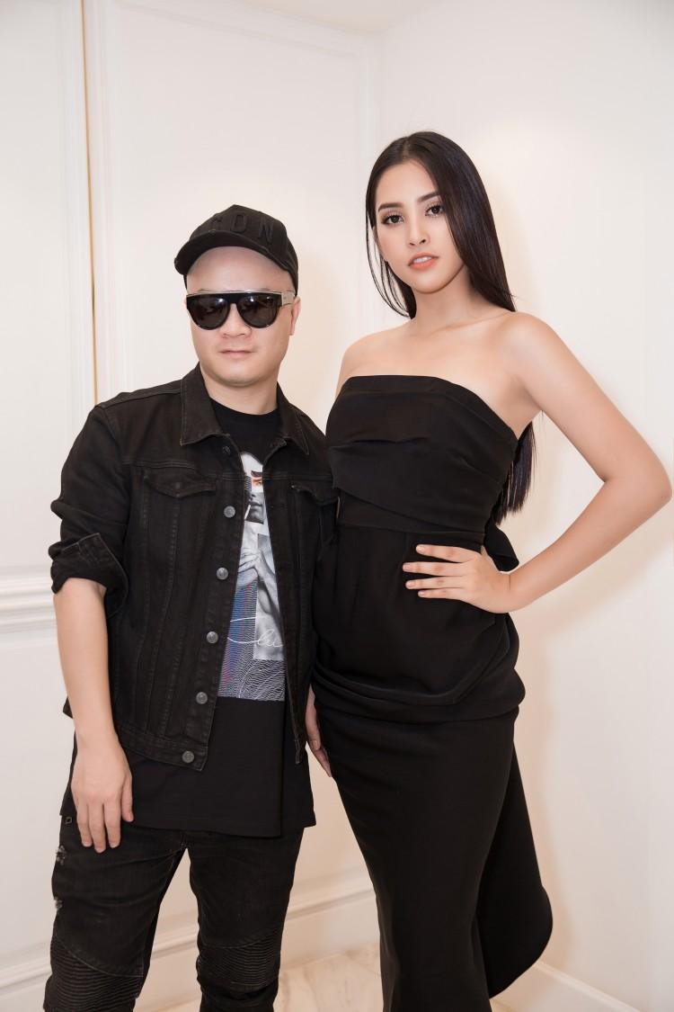 Hoa mắt với lượng váy áo khủng mà hoa hậu Tiểu Vy mang đến Miss World Ảnh 9