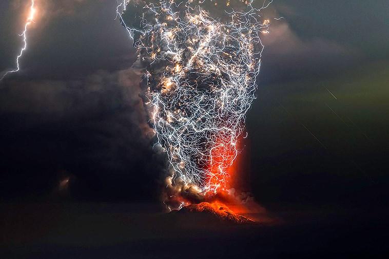 Những bức ảnh ấn tượng về sức mạnh của thiên nhiên Ảnh 1