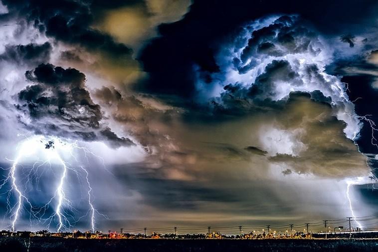 Những bức ảnh ấn tượng về sức mạnh của thiên nhiên Ảnh 9