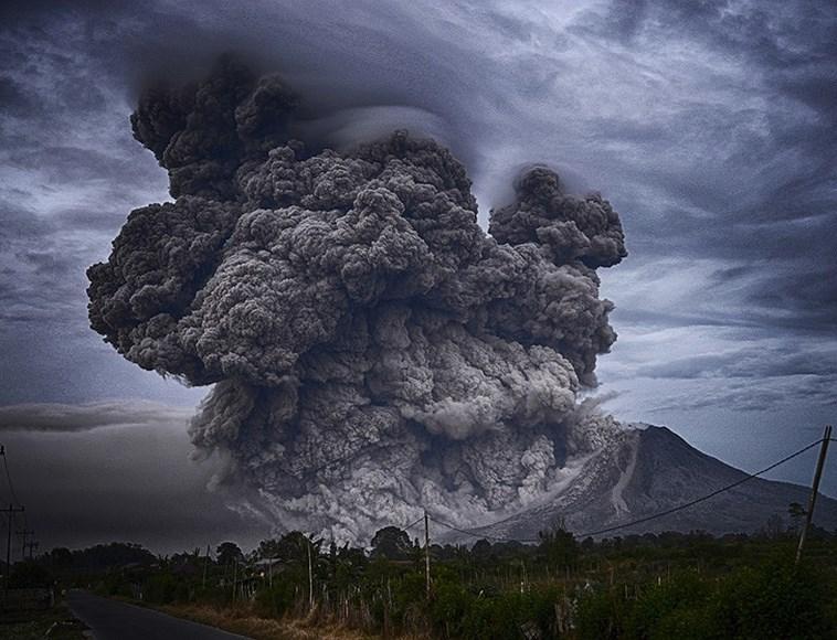 Những bức ảnh ấn tượng về sức mạnh của thiên nhiên Ảnh 5
