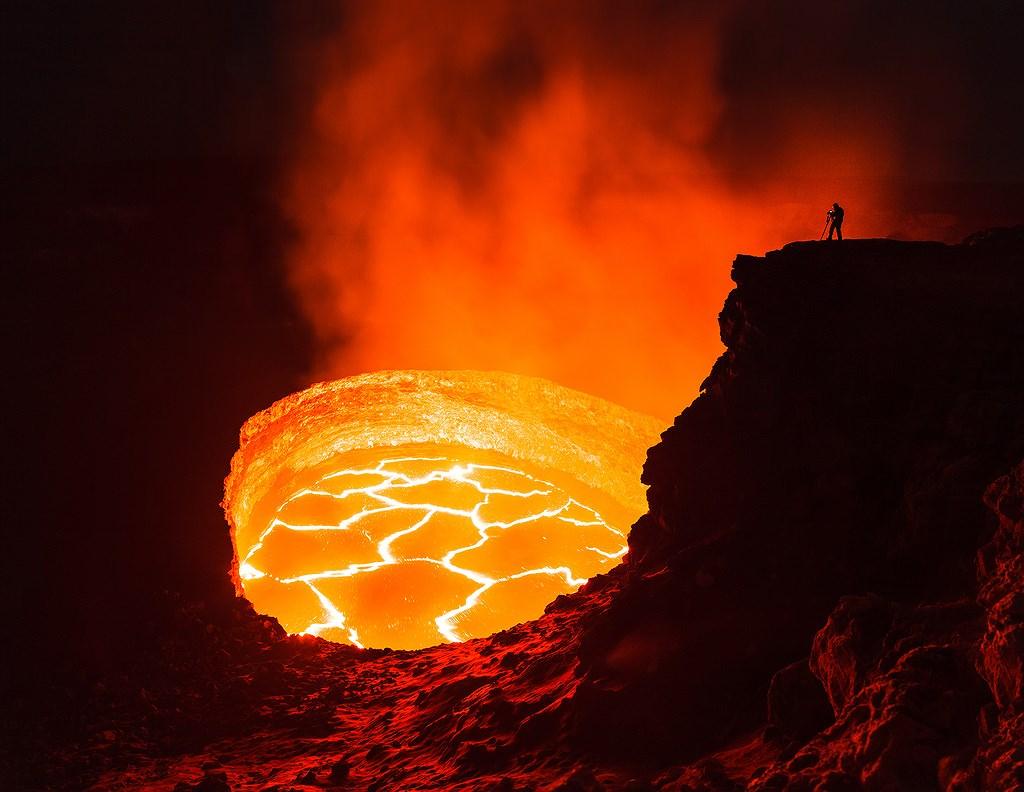 Những bức ảnh ấn tượng về sức mạnh của thiên nhiên Ảnh 13