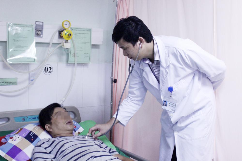 Cứu thợ hàn bị điện giật ngưng tim ở Cà Mau Ảnh 1