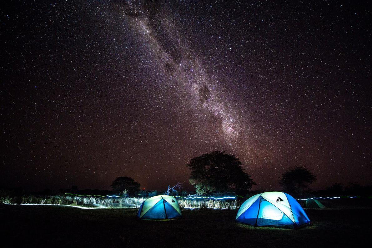 'Vươn tới những vì sao' và loạt ảnh trời đêm đầy mê hoặc Ảnh 1