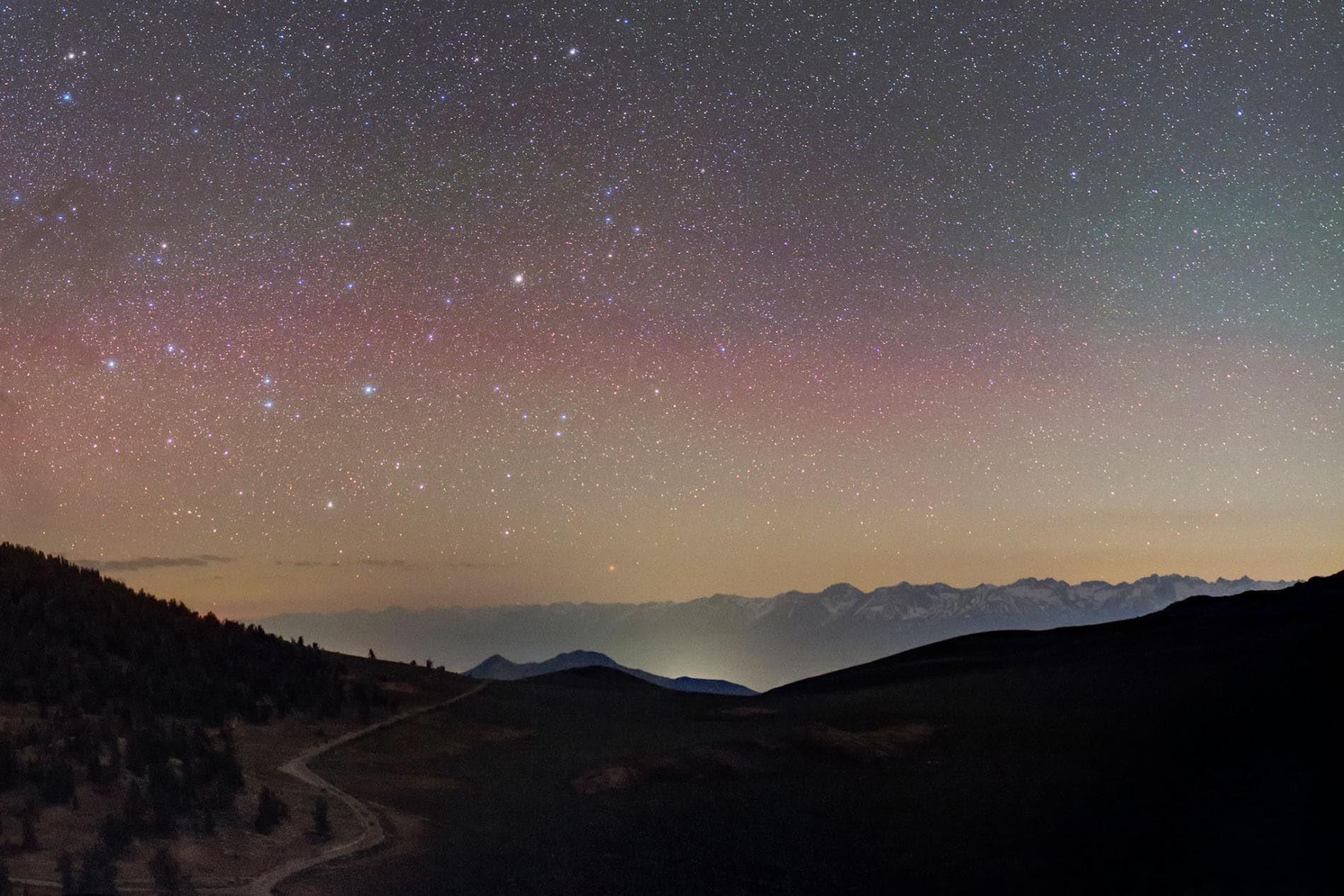 'Vươn tới những vì sao' và loạt ảnh trời đêm đầy mê hoặc Ảnh 7