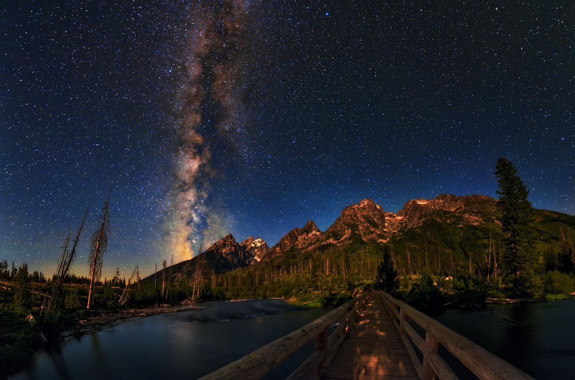 'Vươn tới những vì sao' và loạt ảnh trời đêm đầy mê hoặc Ảnh 2