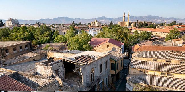 Những bức ảnh hiếm hoi về thị trấn ma tại Síp Ảnh 13