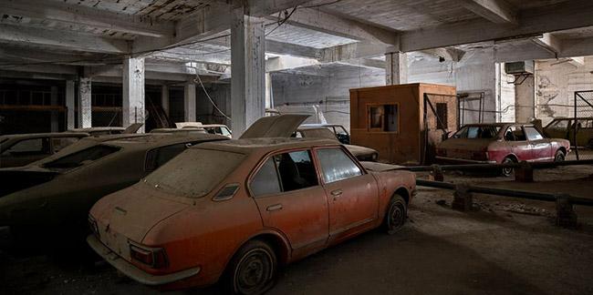 Những bức ảnh hiếm hoi về thị trấn ma tại Síp Ảnh 7