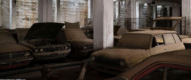 Những bức ảnh hiếm hoi về thị trấn ma tại Síp Ảnh 10