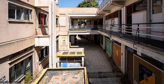 Những bức ảnh hiếm hoi về thị trấn ma tại Síp Ảnh 4