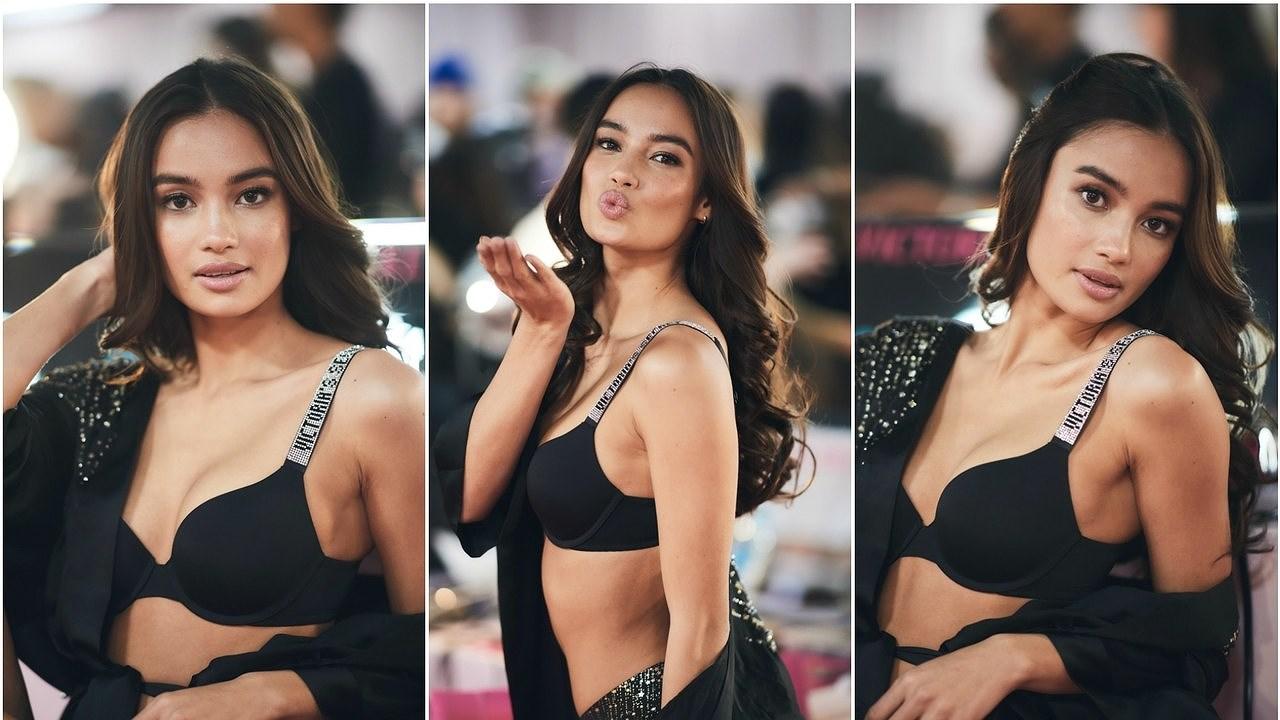 5 'thiên thần' châu Á ghi dấu ấn ở show Victoria's Secret 2018 Ảnh 2