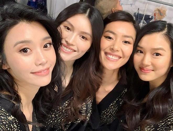 5 'thiên thần' châu Á ghi dấu ấn ở show Victoria's Secret 2018 Ảnh 1
