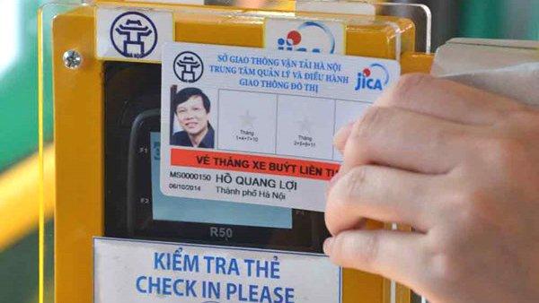Hà Nội sẽ phát hành vé điện tử chung cho xe buýt và đường sắt đô thị Ảnh 2