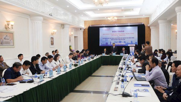 Hà Nội sẽ phát hành vé điện tử chung cho xe buýt và đường sắt đô thị Ảnh 1
