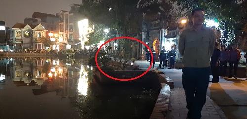 Hà Nội: Vớt được thi thể người đàn ông nghi bị sát hại tại hồ Triều Khúc Ảnh 1