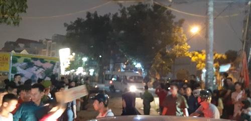 Hà Nội: Vớt được thi thể người đàn ông nghi bị sát hại tại hồ Triều Khúc Ảnh 2