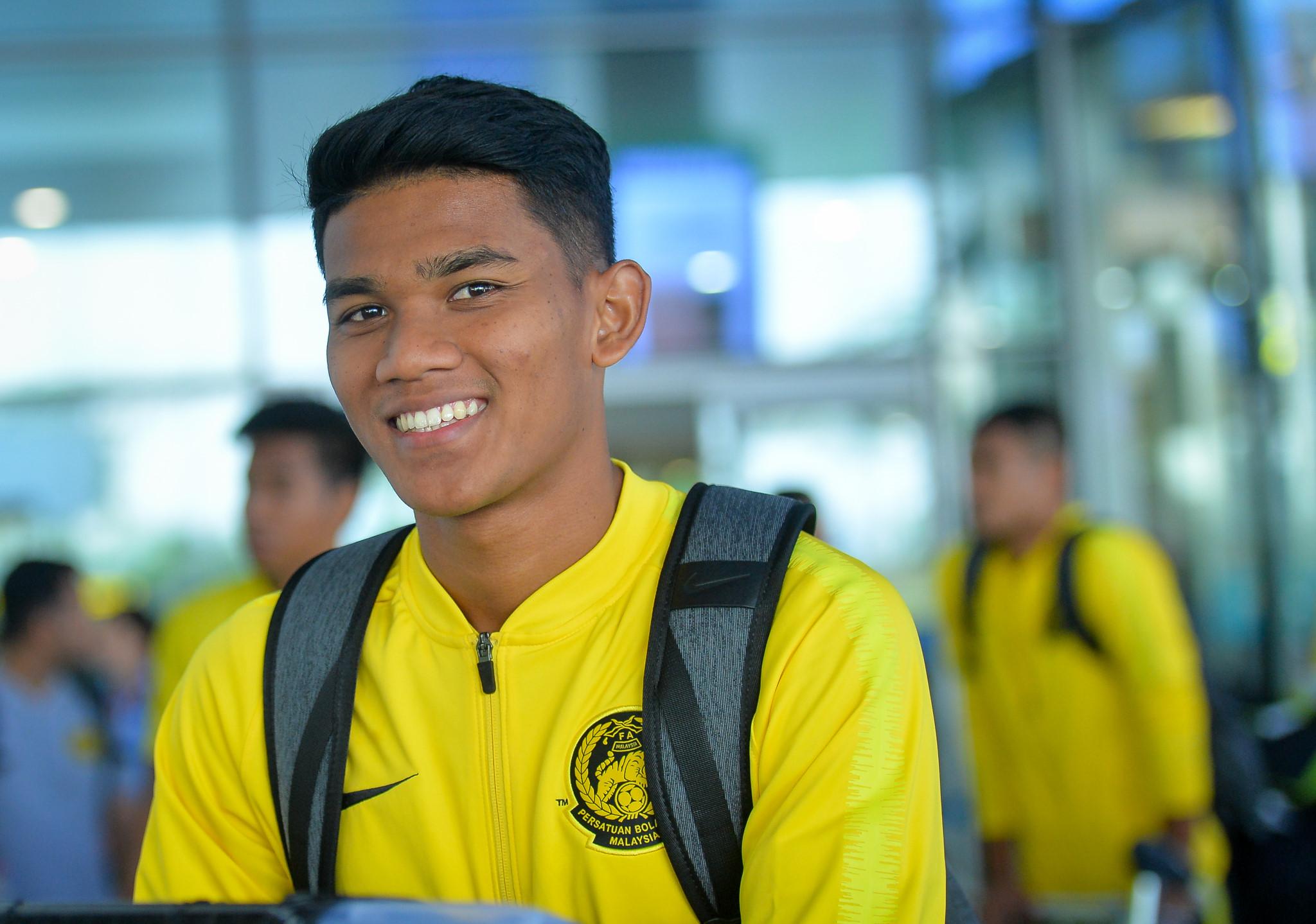 Xe buýt chở đội Malaysia bỏ quên người ở sân bay Nội Bài Ảnh 2