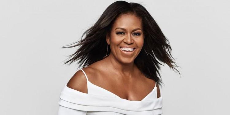 Cựu Đệ nhất Phu Nhân Nhà Trắng Michelle Obama tươi trẻ xuất hiện trên tạp chí Ảnh 2