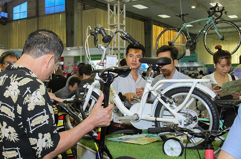 Triển lãm 2 bánh lớn nhất Việt Nam sắp diễn ra Ảnh 1