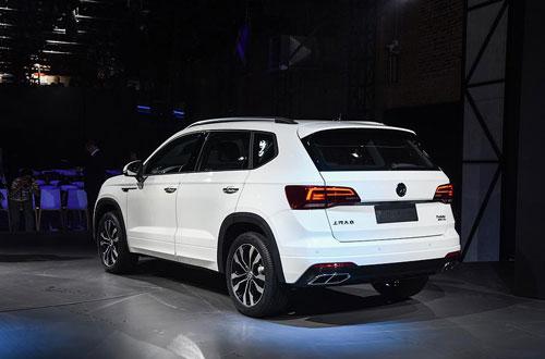 Volkswagen Tharu 2019 - đối thủ đáng gờm của Honda CR-V Ảnh 1