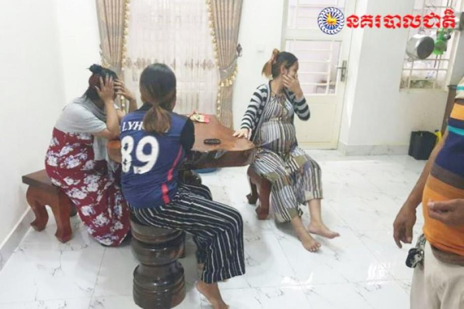 Bắt giữ 11 bà bầu tham gia đường dây 'đẻ thuê' xuyên quốc gia Ảnh 5