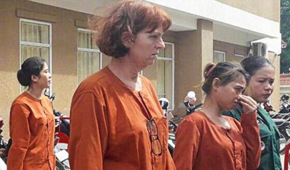 Bắt giữ 11 bà bầu tham gia đường dây 'đẻ thuê' xuyên quốc gia Ảnh 4
