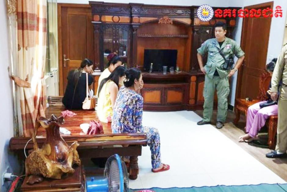 Bắt giữ 11 bà bầu tham gia đường dây 'đẻ thuê' xuyên quốc gia Ảnh 2