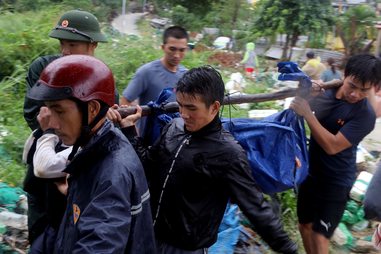 Lở núi 13 người chết ở Nha Trang: Trận mưa lịch sử, thiệt hại quá lớn Ảnh 2