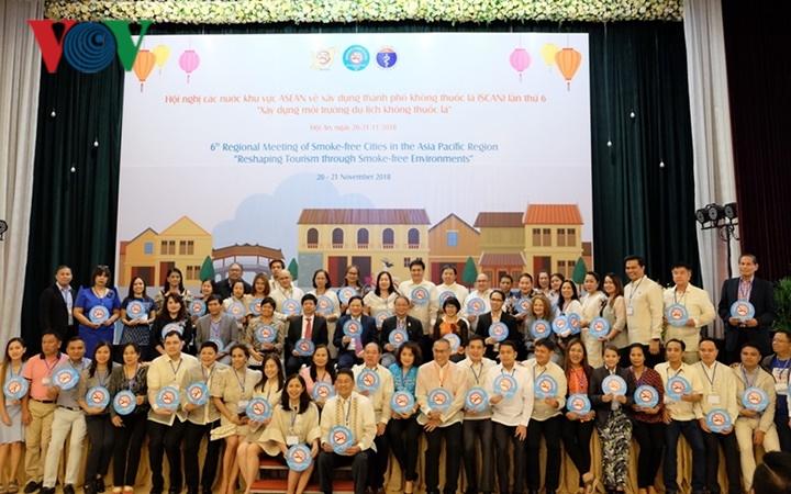 Xây dựng môi trường du lịch không thuốc lá tại các nước ASEAN Ảnh 1
