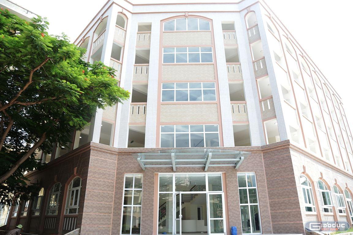 Cận cảnh khu ký túc xá 5 sao dành cho sinh viên quốc tế tại Đà Nẵng Ảnh 1