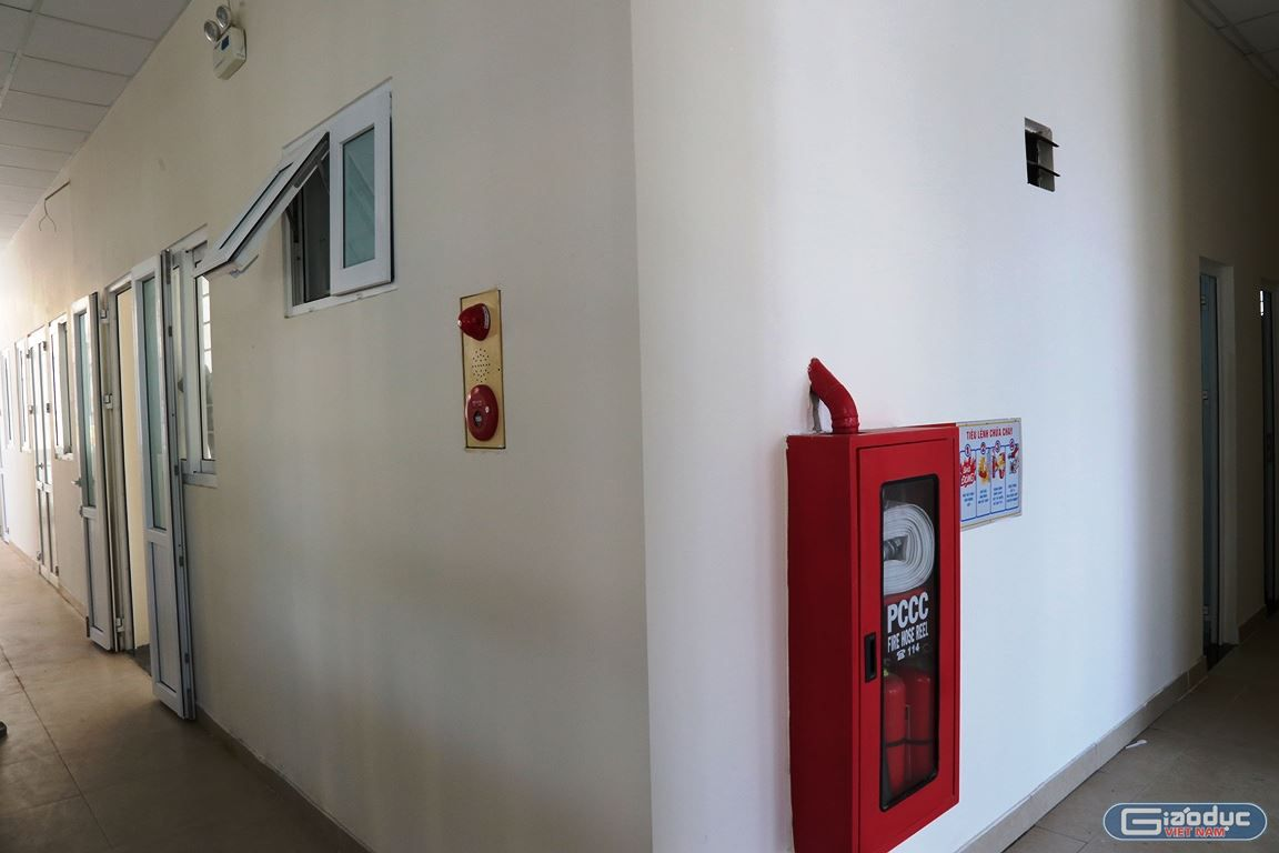 Cận cảnh khu ký túc xá 5 sao dành cho sinh viên quốc tế tại Đà Nẵng Ảnh 8