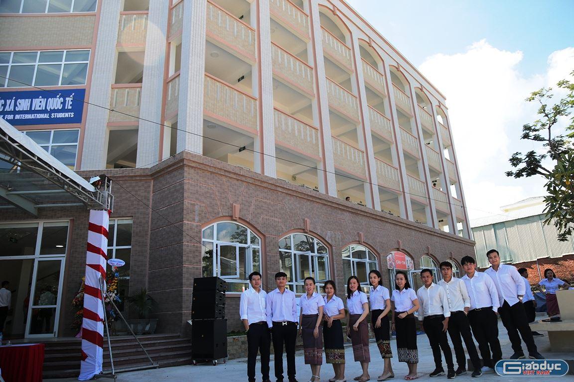 Cận cảnh khu ký túc xá 5 sao dành cho sinh viên quốc tế tại Đà Nẵng Ảnh 11