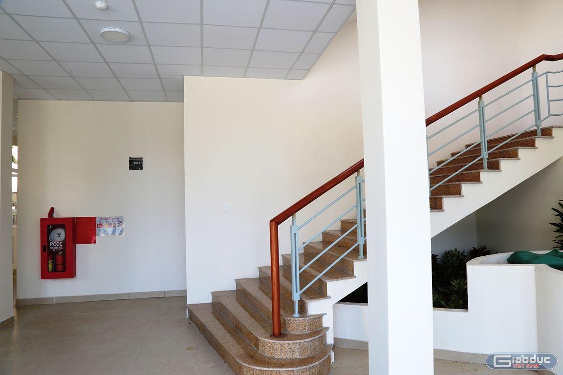 Cận cảnh khu ký túc xá 5 sao dành cho sinh viên quốc tế tại Đà Nẵng Ảnh 7