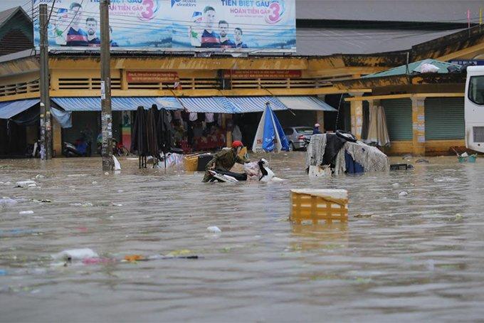 Bão số 9: Mưa lớn 6 ngày liên tiếp từ Quảng Trị - Bình Thuận Ảnh 1
