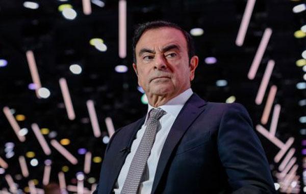 Mitsubishi sẽ loại bỏ chức vụ của ông Carlos Ghosn Ảnh 1