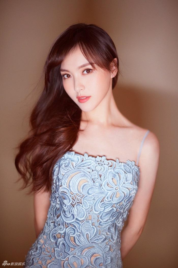 Hậu kết hôn, Đường Yên gợi cảm táo bạo Ảnh 4