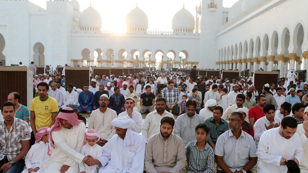 Nhà thờ Hồi giáo độc đáo của vùng Trung Đông Ảnh 3