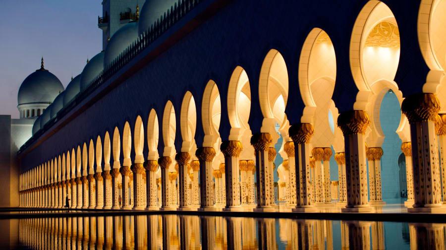 Nhà thờ Hồi giáo độc đáo của vùng Trung Đông Ảnh 7