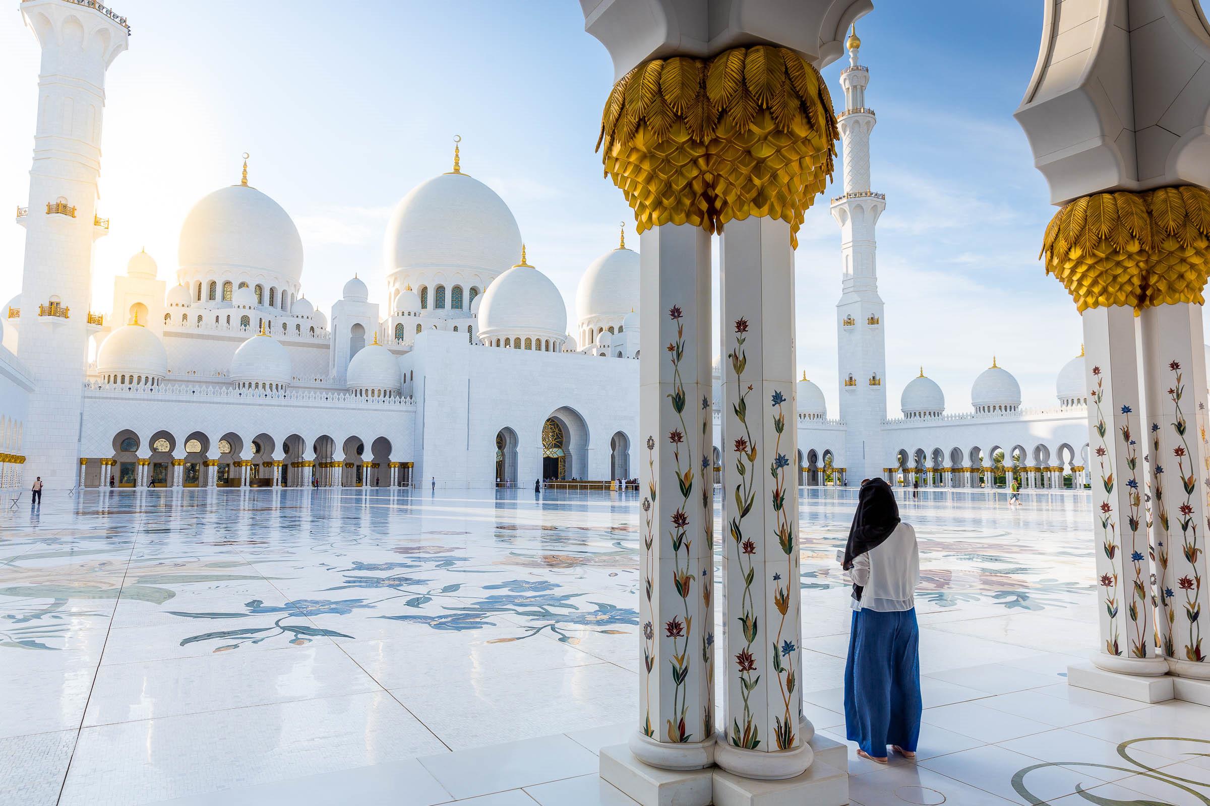 Nhà thờ Hồi giáo độc đáo của vùng Trung Đông Ảnh 10