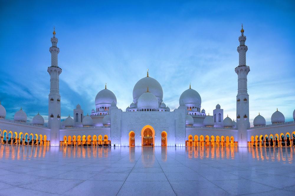 Nhà thờ Hồi giáo độc đáo của vùng Trung Đông Ảnh 13