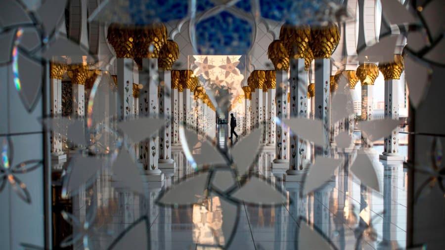 Nhà thờ Hồi giáo độc đáo của vùng Trung Đông Ảnh 8