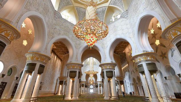 Nhà thờ Hồi giáo độc đáo của vùng Trung Đông Ảnh 5