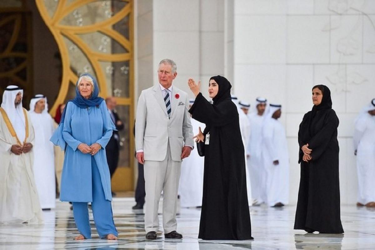 Nhà thờ Hồi giáo độc đáo của vùng Trung Đông Ảnh 11