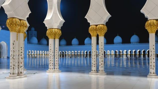 Nhà thờ Hồi giáo độc đáo của vùng Trung Đông Ảnh 4