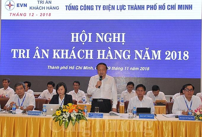 Điện lực TP. Hồ Chí Minh: Nâng cao hiệu quả cung ứng điện và chất lượng dịch vụ Ảnh 1
