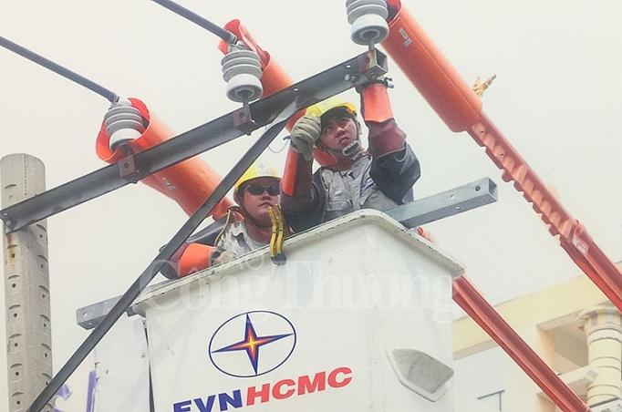 Điện lực TP. Hồ Chí Minh: Nâng cao hiệu quả cung ứng điện và chất lượng dịch vụ Ảnh 3