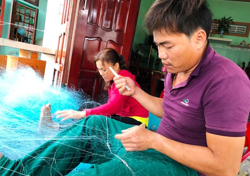 Tai nạn lao động không chừa ngư dân Ảnh 1