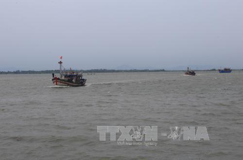Quảng Nam: Tìm thấy thi thể ngư dân bị sóng đánh văng khỏi tàu ảnh 1