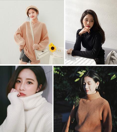 5 mẫu áo len tuyệt đẹp dự đoán hot nhất mùa đông năm nay Ảnh 7