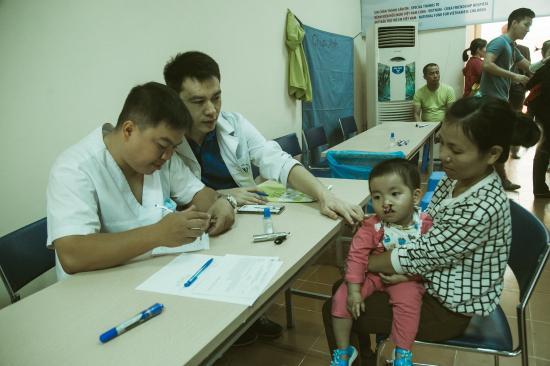 GM Việt Nam mang tới chương trình phẫu thuật miễn phí cho trẻ em hở hàm ếch Ảnh 2