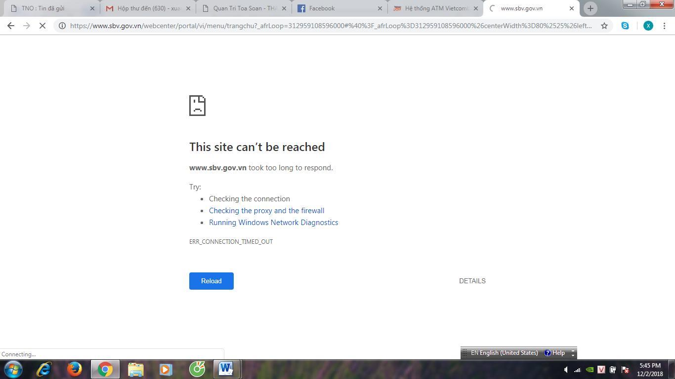 ATM Vietcombank gián đoạn do ngân hàng chuyển đổi dữ liệu Ảnh 1
